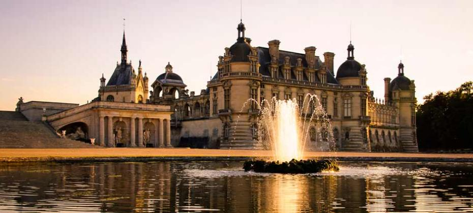 The Château de Chantilly: World class on every level