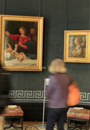 The Santuario – The most famous paintings found in the one place