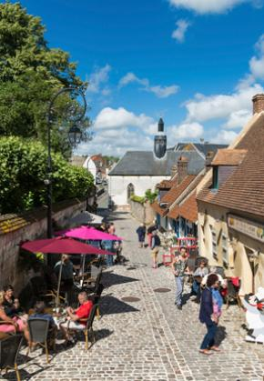 Experience the French art de vivre in the charming village of Montreuil sur mer