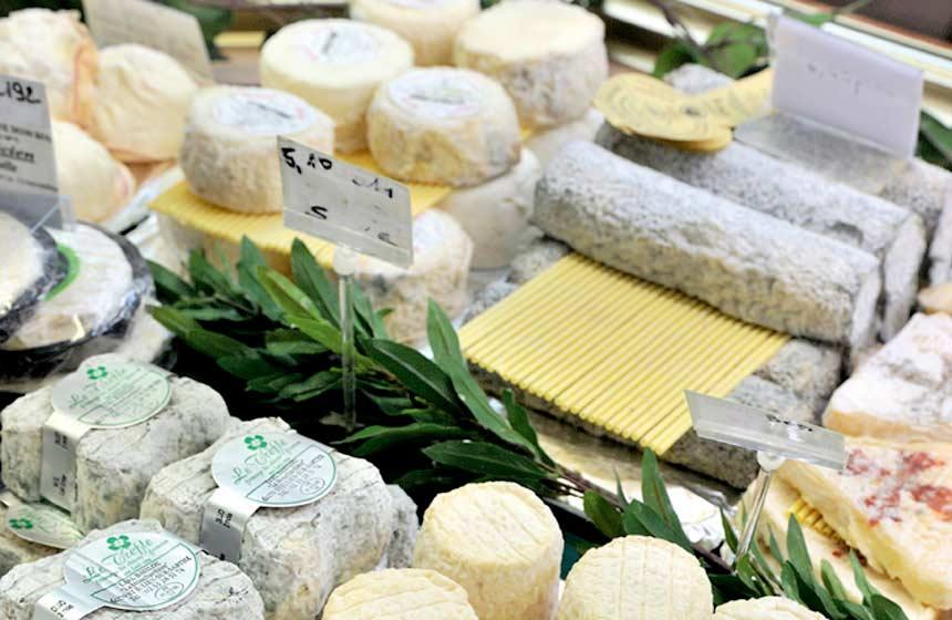 Amiens les Halles du Beffroi covered market
