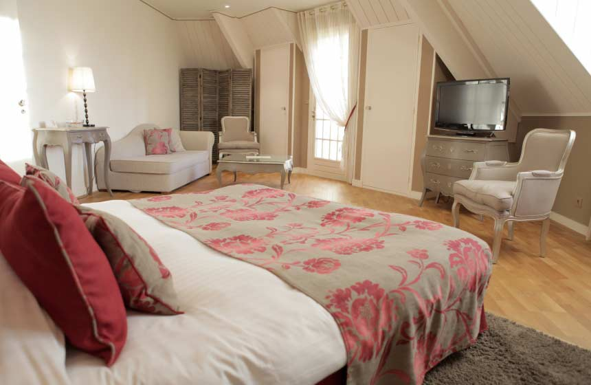 Château de la Tour - Your room is a true home from home - Chantilly-Gouvieux