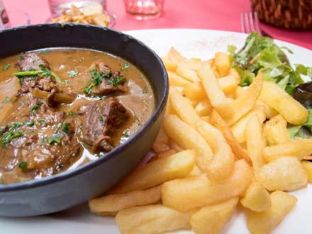 """Restaurant """"Les Compagnons de la Grappe"""""""