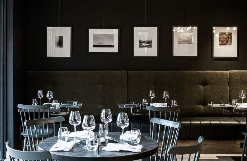 Enjoy dinner the hotel's restaurant, 'Le Galibot'