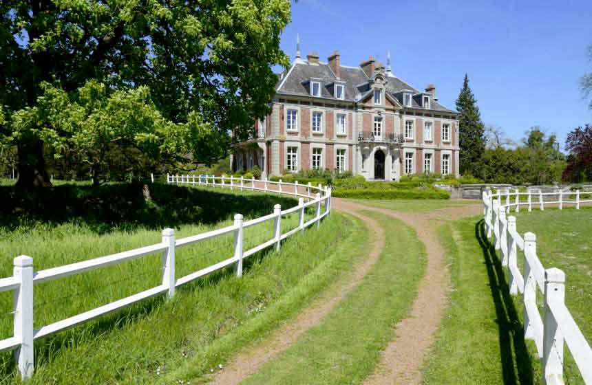 Domaine de Vadancourt - Castle and parkland - Maissemy