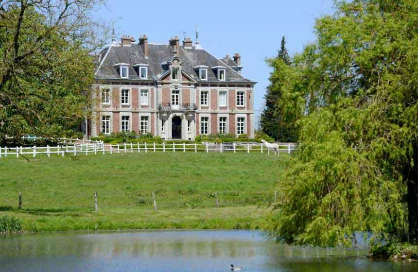 Domaine de Vadancourt - Intimate castle - Maissemy