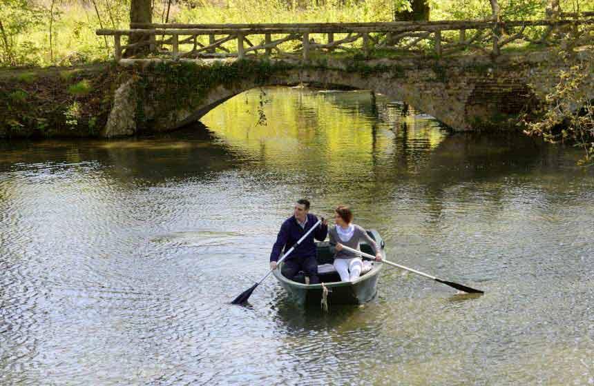 Domaine de Vadancourt - Lake - Maissemy