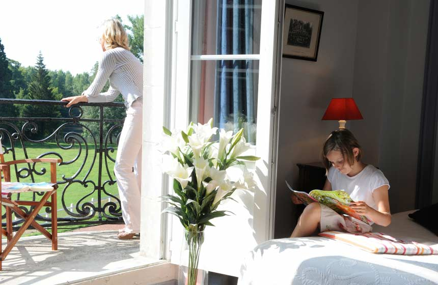 Domaine de Vadancourt - Relax in your room - Maissemy