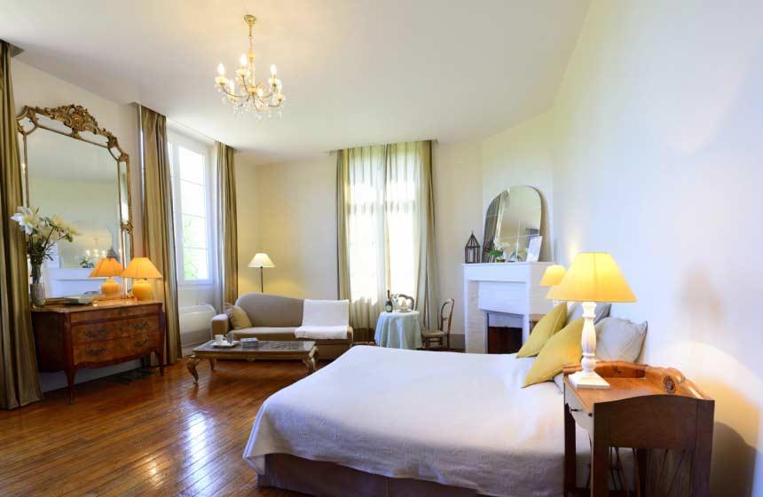 Domaine de Vadancourt - Spacious room - Maissemy