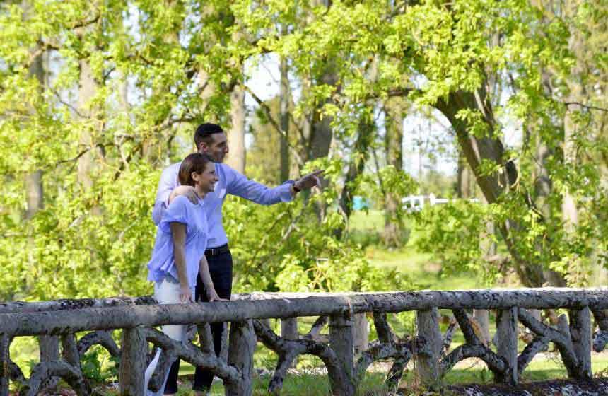 Domaine de Vadancourt - Stroll hand in hand - Maissemy
