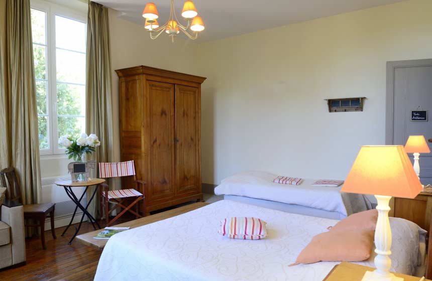 Domaine de Vadancourt - Your spacious room - Maissemy