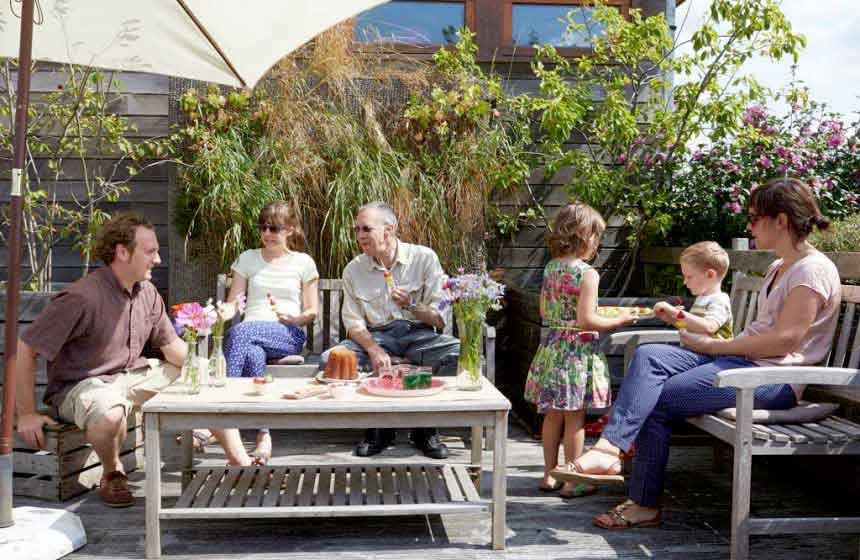 Family-friendly holiday cottage at the eco-friendly resort Domaine du Val, northern France