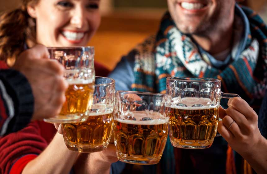 Beer is booming in Northern France and there are many craft beer microbreweries to visit all over the region