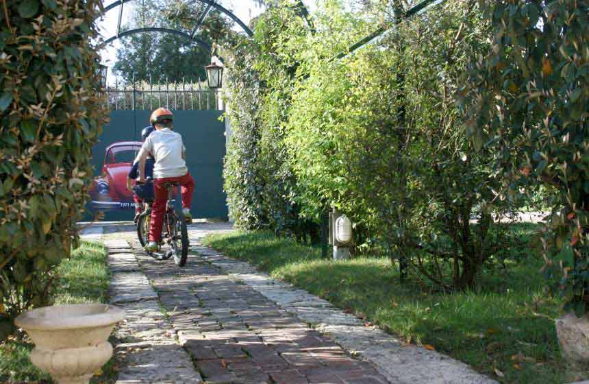 Guesthouse La Chaise Verte - Bicycle - La Houssoye