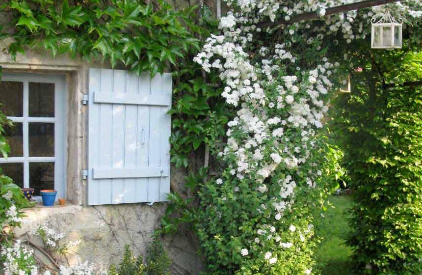 Guesthouse La Chaise Verte - Garden - La Houssoye