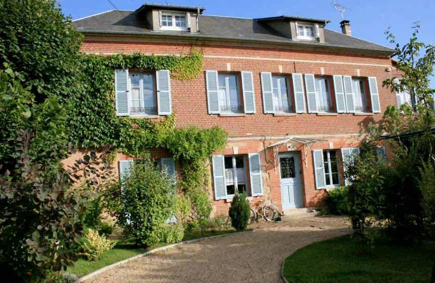 Guesthouse La Chaise Verte - Your guesthouse - La Houssoye