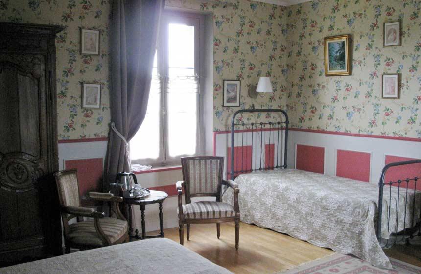 Guesthouse La Chaise Verte - Your room - La Houssoye