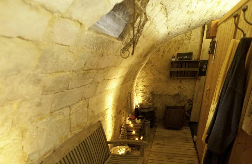 Guesthouse La Chaise Verte -Spa acces - La Houssoye