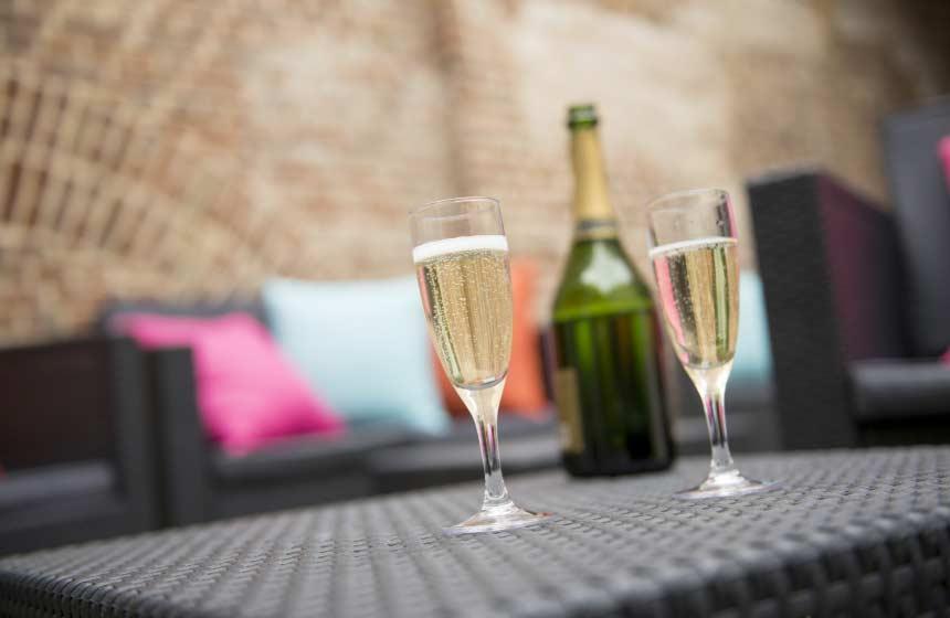 Hotel Le Prieuré - Champagne - Amiens