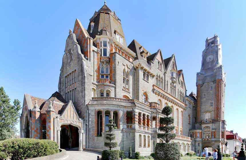 Le Touquet's Hotel de Ville (town hall)