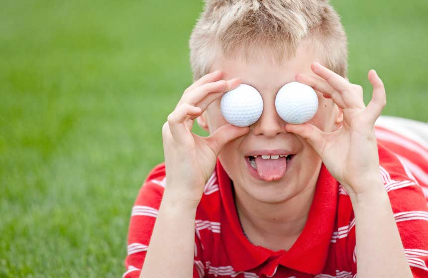 Your French gite holiday in Northern France is the perfect opportunity to introduce the kids to golf