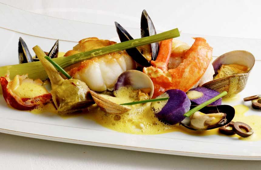Foodie break in Boulogne sur Mer, La Matelote restaurant in Northern France