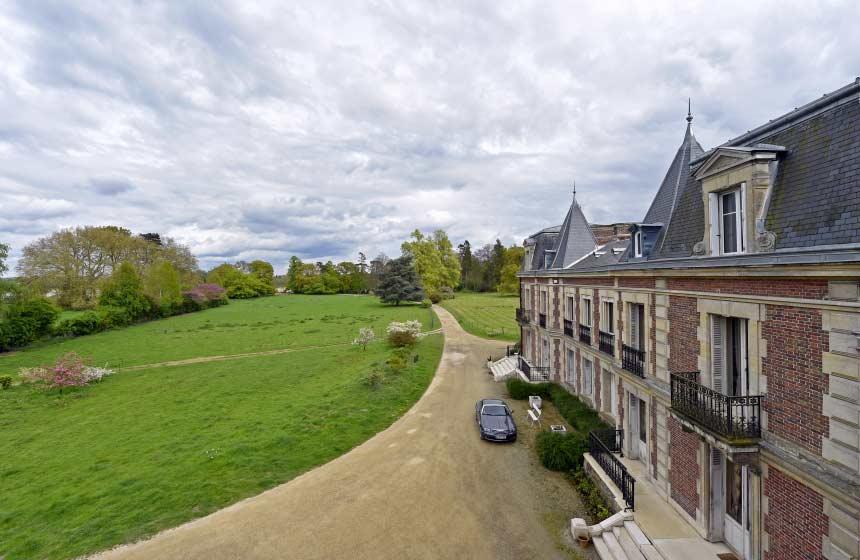 Château Le Quesnoy, Chevrières, France
