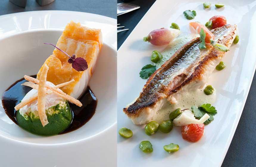 The Atlantic Hotel's gastro-restaurant 'La Liégeoise'