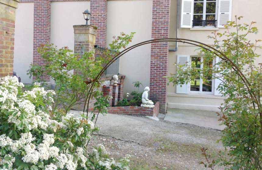 Les chambres de l'Abbaye - Flowers - Saint Germer de Fly