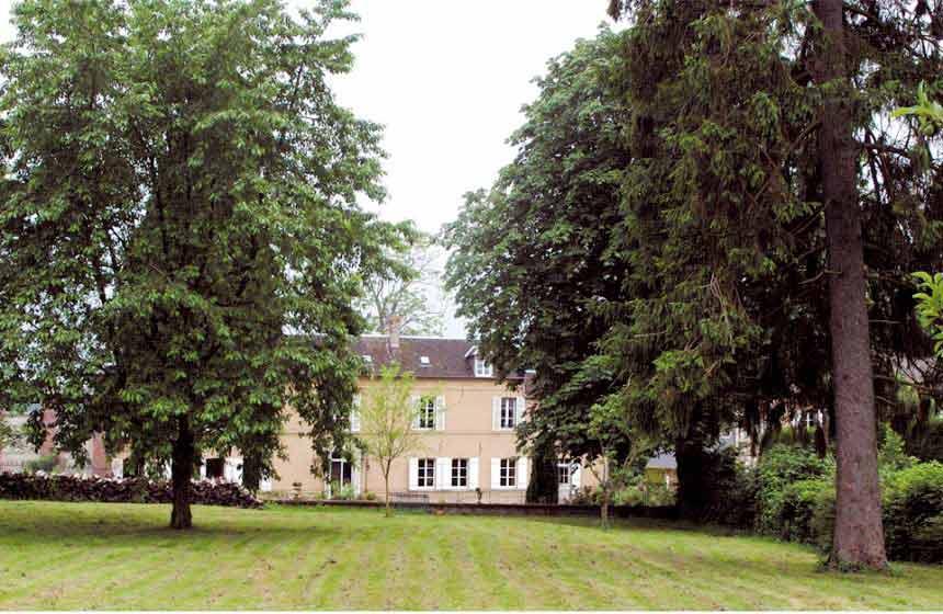 Les chambres de l'Abbaye - Guesthouse - Saint Germer de Fly