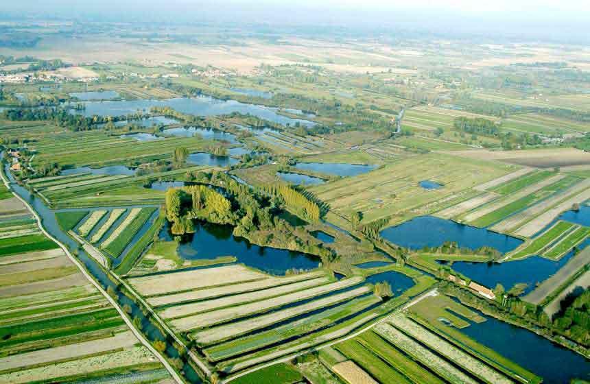 Saint-Omer's marshlands