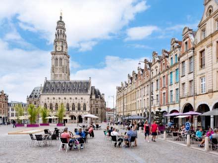 Place des Héros Arras