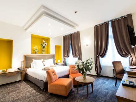 The Hotel Marotte, Amiens