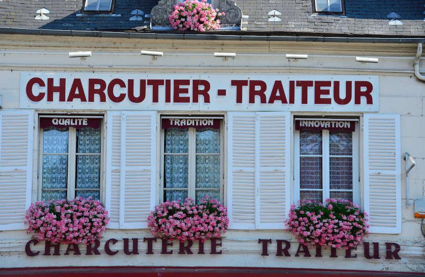 Pierrefonds village is well worth a visit