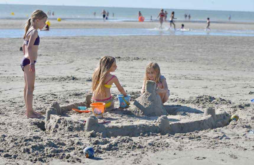 Quend-Plage beach