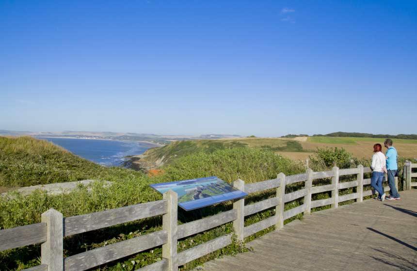 Energise along the Opal Coast near Cap Gris Nez cliffs (super easy by bike!)
