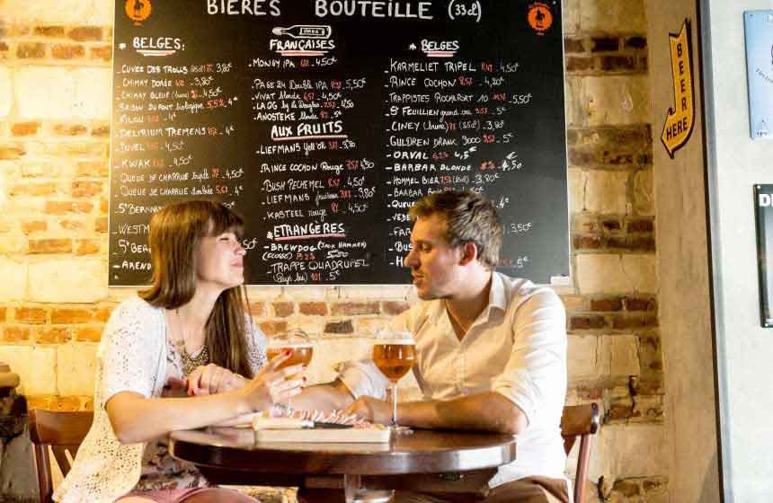 Full of convivial bars and restaurants, Montreuil sur Mer is quite the gastro-destination!