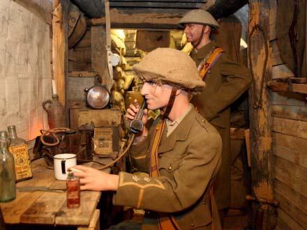 Museum Somme 1916, Albert