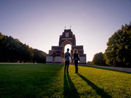 Thiepval Memorial to the Missing of the Somme, Thiepval