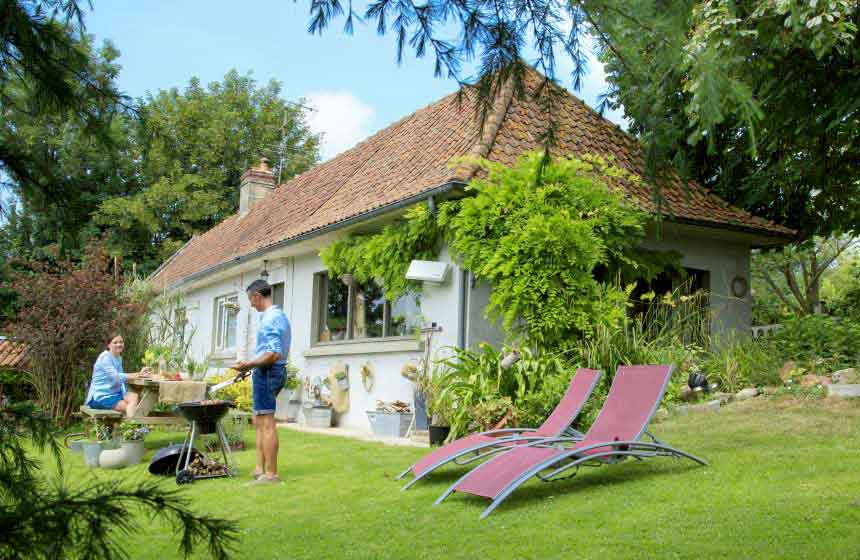 Le-Clos-de-Marenla gite near the Opal Coast in Northern France is the perfect holiday cottage for two