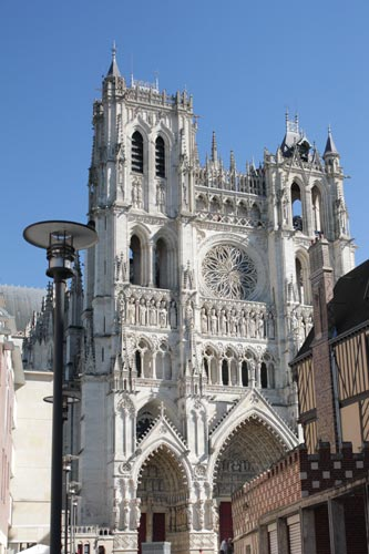 Amiens Cathedral - French Weekend Breaks