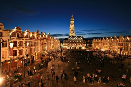 Nice towns near Calais - Arras - French Weekend Breaks