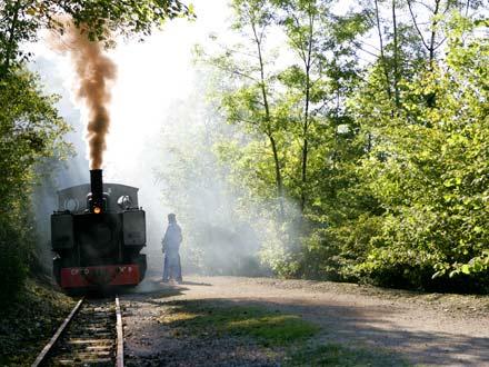 Petit train de la Haute Somme, Froissy