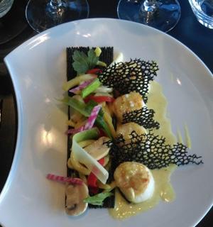 Experience the French art de vivre at the restaurant le grand bleu in calais_ Visit France