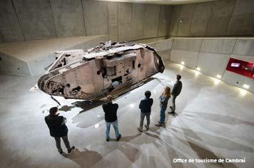 Deborah Tank Cambrai - French Weekend Breaks