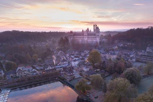 Explore Merlin's Castle in Pierrefonds