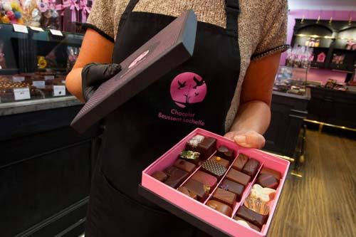 Chocolat Northern France