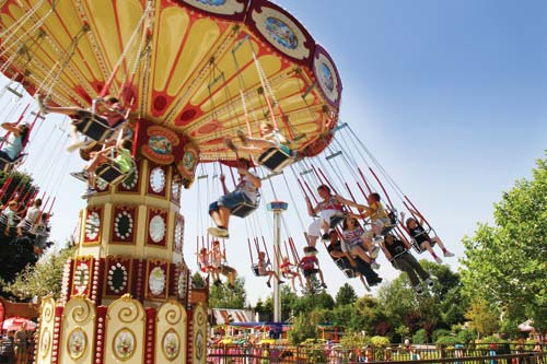 Dennlys Theme Park - French Weekend Breaks