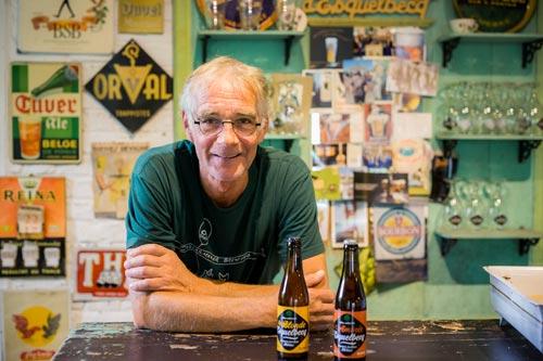 Daniel Thiriez, brewer in Esquelbecq - French Weekend Breaks