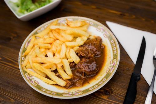 Cassel restaurant France - cassonnade flamande - French Weekend Breaks