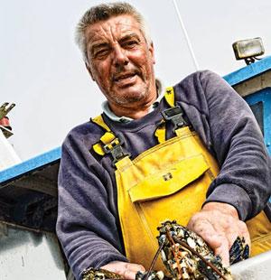 Jean Jacques BAILLET fisherman